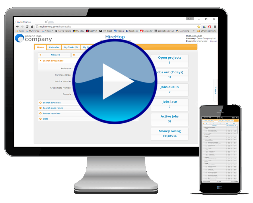 Rental Management management software