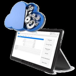 Rental company software